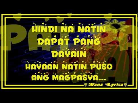 Jovit Baldivino - Ika'y Mahal Parin (Lyrics)