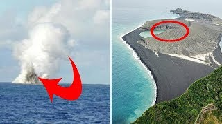 NASA Scientists Have Found Curious Signs Of Life On This New Island
