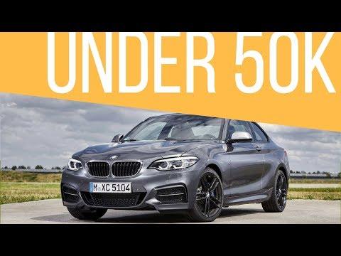 Best Sports Cars Under 50k