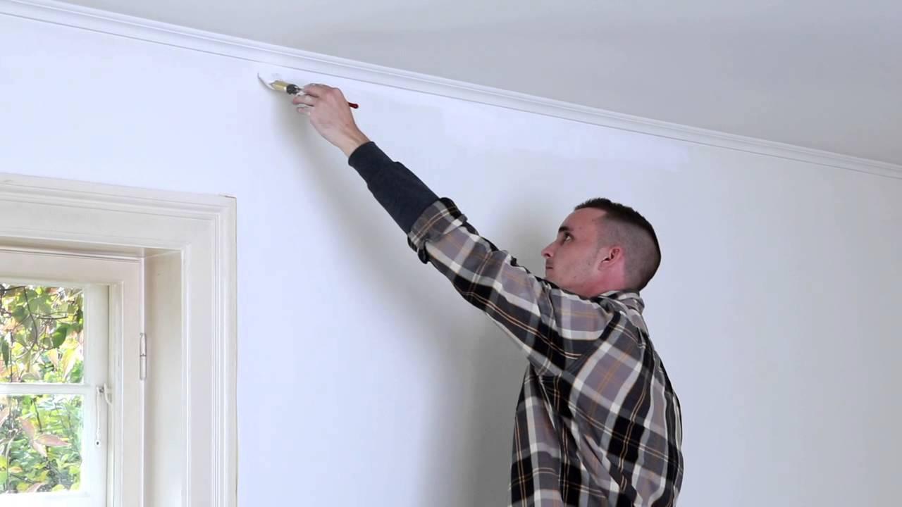 Så målar du väggar - YouTube