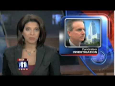 Jack Weiss Felon Fundraiser - Fox 11 News