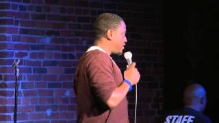 Rallo at the Baltimore Comedy Factory
