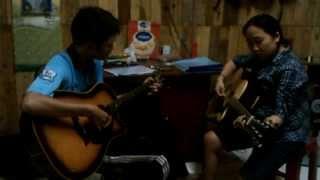 Hòa tấu guitar Over and Over