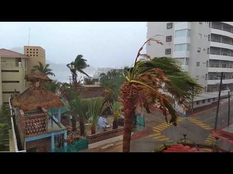 Tropical Storm Lidia Pounds Cabo San Lucas