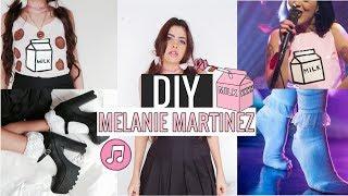 DIY-Itens inspirados na Melanie martinez-Blusa, meias, chokers |Camyla lima