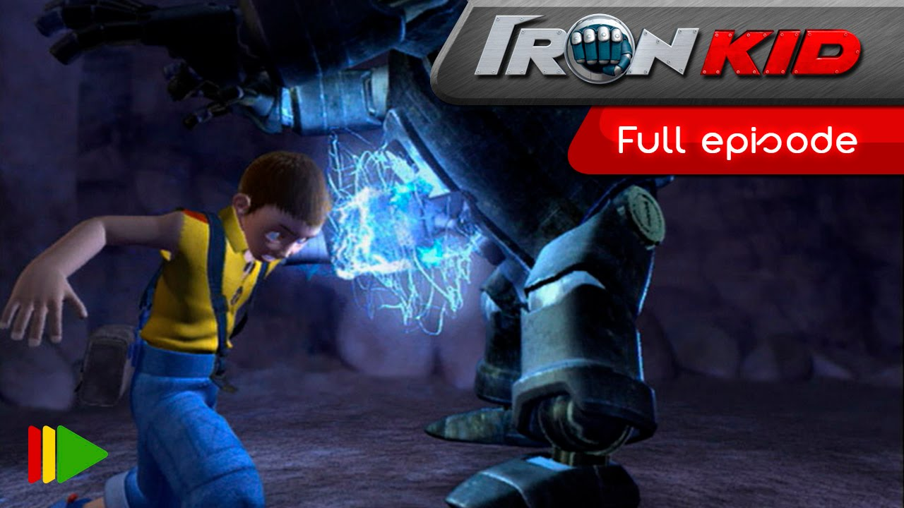 Iron Kid - 1 - The legendary fist