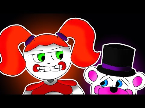 Minecraft Fnaf Sister Location - Circus Baby Hates Funtime Freddy (Minecraft Roleplay)
