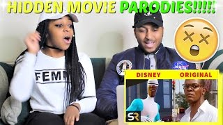 10 Movie Parodies That Slipped Right By You REACTION!!!