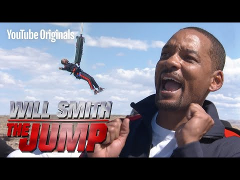 Watch Will Smith React To His 50th Birthday Jump