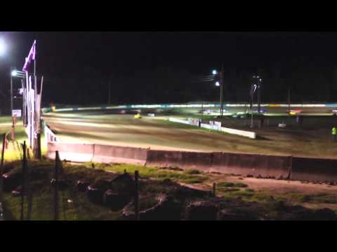 Street Stock Feature  at North Florida Speedway 5-