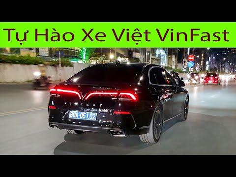 VinFast Lux A mang biển xanh 80A - Tự Hào Xe của người Việt Nam
