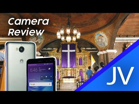 Huawei Y5 2017 | Camera Review | A Good Performer?
