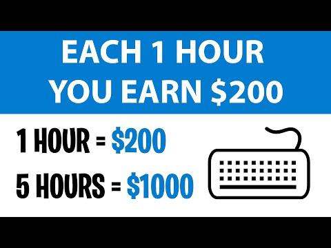 Earn $200 Per Hour From LEGIT DATA ENTRY JOBS (Make Money Online)