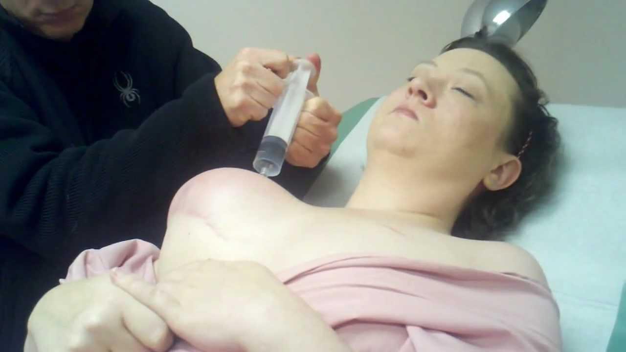 Tit boob torture-8614