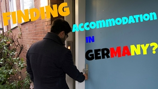 LIFE IN GERMANY: FINDING ACCOMODATION