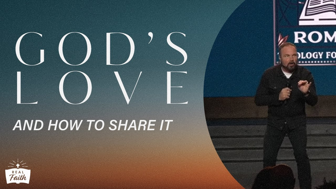 How Does God Love You?
