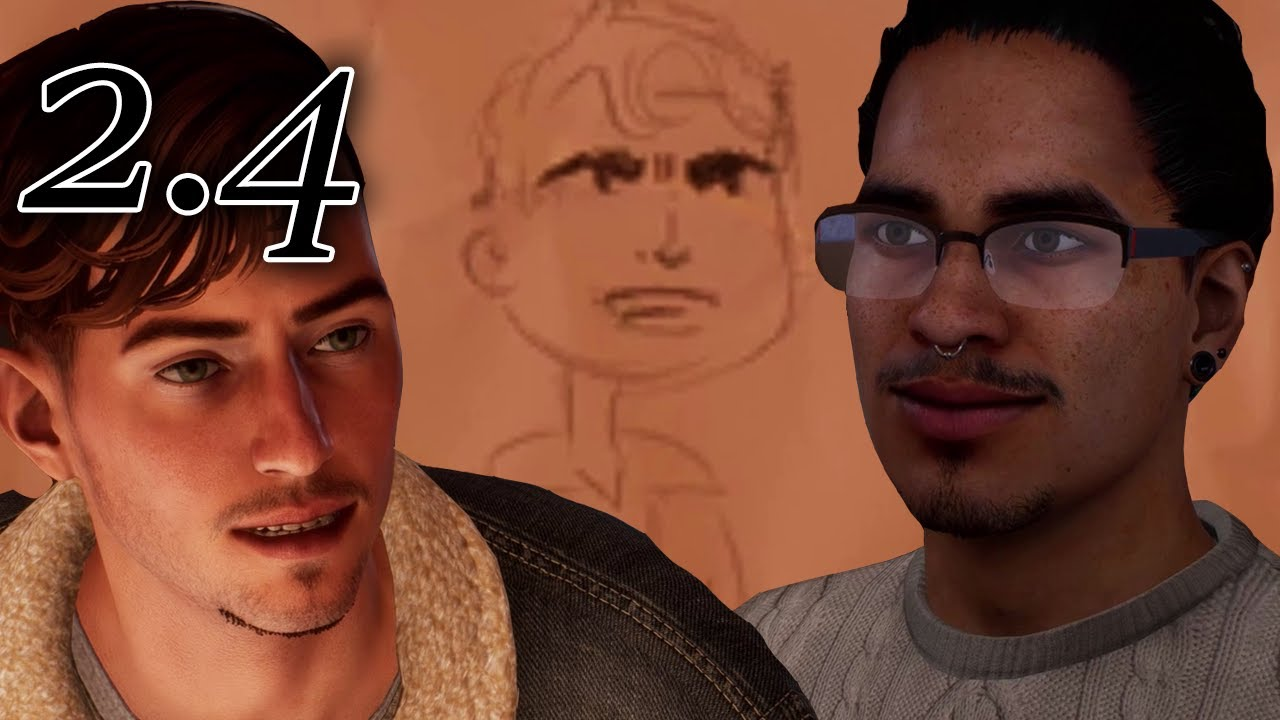 Michael and Tyler hang out!! | Tell Me Why - Chapter 2.4
