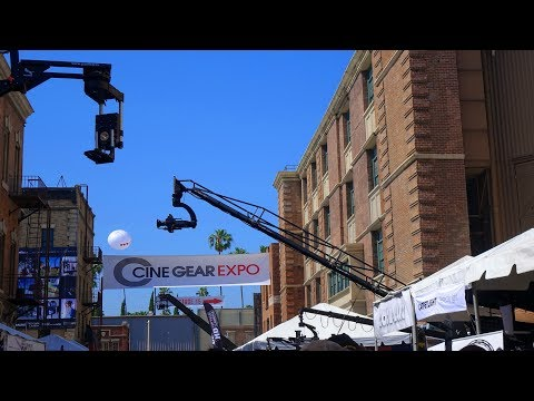Cine Gear Expo 2017 Paramount Pictures, Los Angeles, USA 01-04 June