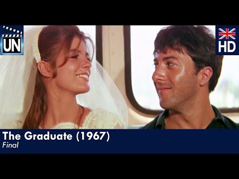 Unforgettable - The Graduate (Final Scene, 1967) Eng HD