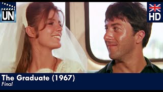 """The Graduate"" (Final Scene, 1967) Eng HD Director: Mike Nichols Ac..."