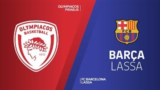 Fc barcelona lassa bounced back from last week's home loss against cska moscow right away by downing olympiacos piraeus 55-76 on the road thursday. subscr...