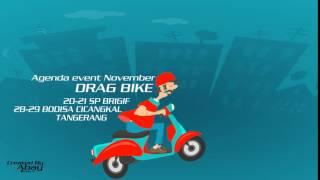 Video AGENDA DRAG BULAN NOVEMBER 2015 download MP3, 3GP, MP4, WEBM, AVI, FLV September 2017