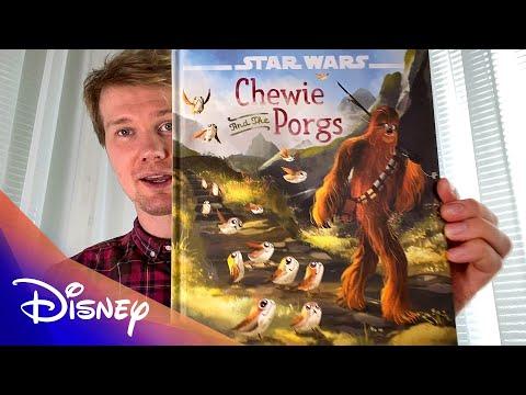 Storytime with Joonas Suotamo | Disney