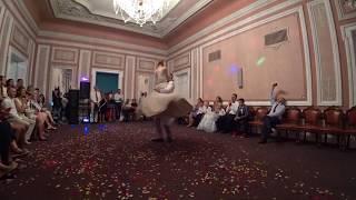 Супер свадебный танец киев!  студия танцев DecaDance 2018. Wedding dance 2018