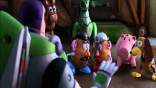 Вивчаєм Англійську через мультики Toy Story 3