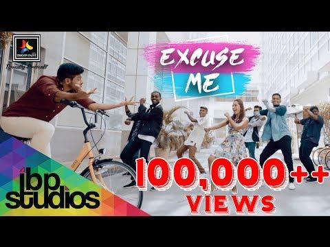 Excuse Me - Official Music Video | Shanmugakanth | Naavin | Thanges | Yuvaraj | Piravina