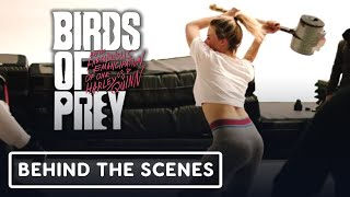Birds of Prey - Exclusive Fights & Stunts Behind the Scenes Clip