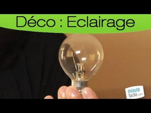d co les diff rents types d 39 ampoules youtube. Black Bedroom Furniture Sets. Home Design Ideas