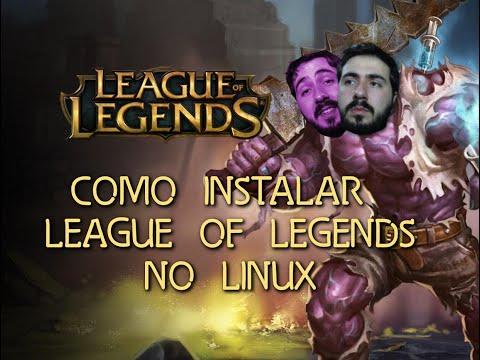 Legs of legends para instalar