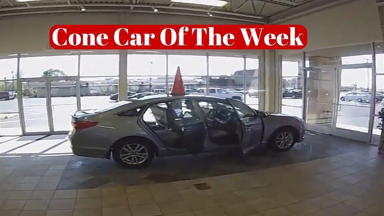 2015 Hyundai Sonata Cone Car In Elkhart Youtube