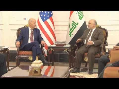 VP Joe Biden Meets with Iraqi PM Haider al-Abadi