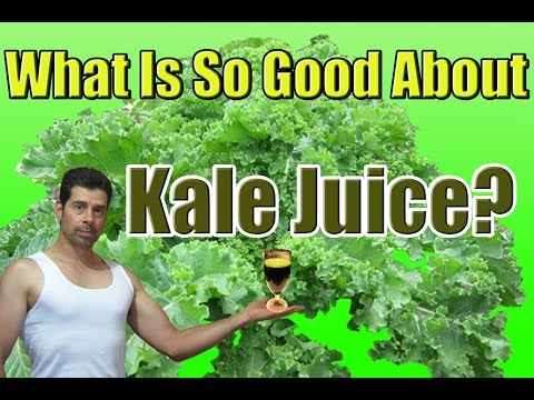 12 Benefits of Kale for Juicing (Health Benefits of Juicing Kale)