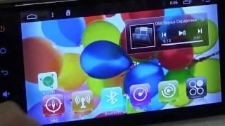 Магнитола для Toyota на Android 5.1/wi-fi/GPS/BT/7(200мм на 100мм) CARMEDIA CF- 3048