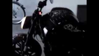 Buell XB12s HP Free-Spirits Reverso Sound !!!