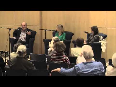 The Writing Lives Series: Family Novels - featuring Colm Tóibín and Julie Orringer