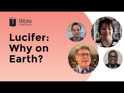 Why was Lucifer sent to earth? | Bible HelpDesk