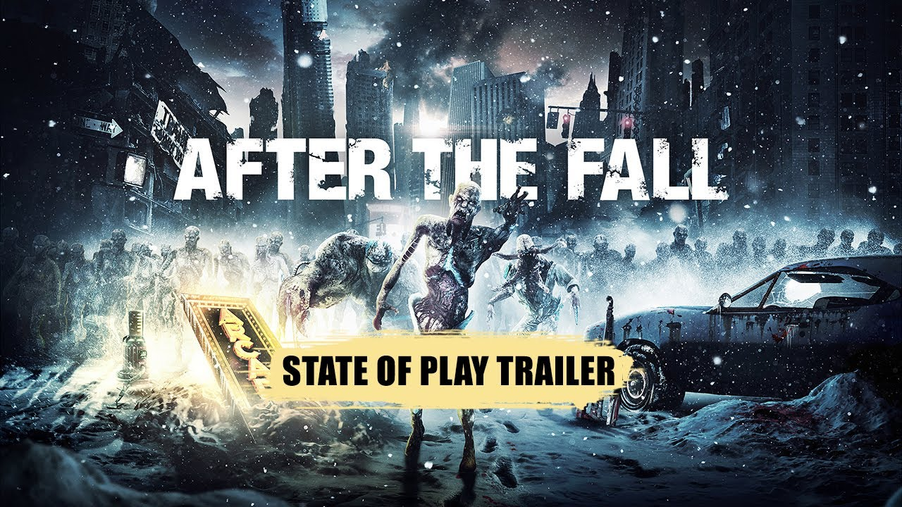 After the Fall - State of Play Trailer [ESRB]