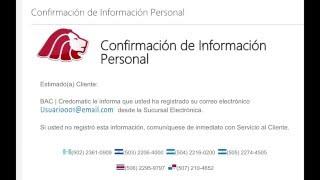 Video Tutorial - Cambio de correo electrónico en la Sucursal Electrónica download MP3, 3GP, MP4, WEBM, AVI, FLV Agustus 2018