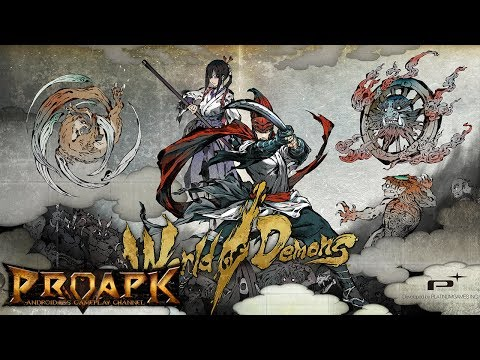 World Of Demons Gameplay Android / IOS (by DeNA)