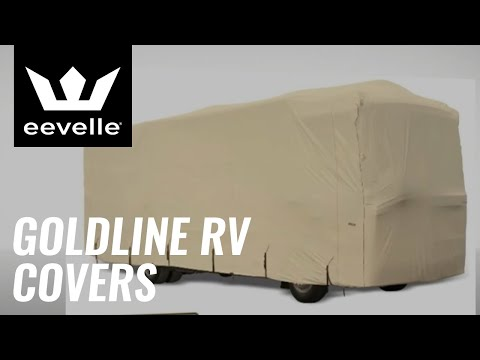 Breathable and Water Repellant Travel Trailer Cover Classic Accessories Overdrive PolyPRO 1 Travel Trailer RV Cover Fits 33-35 RVs 80-214-201001-00