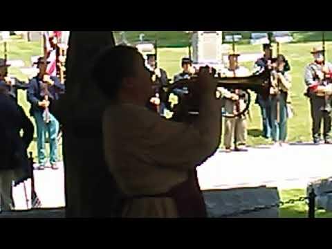 Lacinda rushton at crown hill Indianapolis Indiana