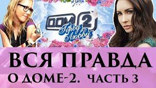 Вся правда о Доме-2 - Разоблачение проекта от Элины Камирен - Часть 3