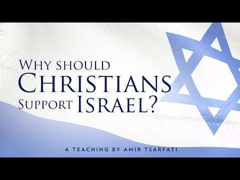 Amir Tsarfati: Why Should Christians Support Israel?