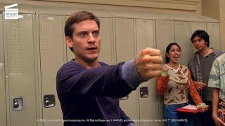 Spider-Man: Peter vs. Flash HD CLIP