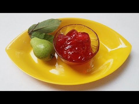 Homemade Guava Jelly Recipe | How to make Guava Jelly at Home | Cook Shook