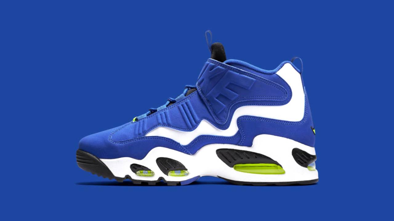 best loved 1fd60 bf749 Nike Air Griffey Max 1 - Varsity Royal